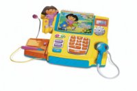 Fisher-Price Dora the Explorer Talking Cash Register