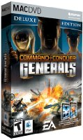 Command & Conquer: Generals - Deluxe Edition (Mac)
