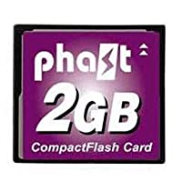 Phast 2GB  Compact Flash Card