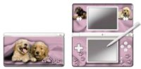 Kamikaze Gear Graphic Skin - Pink Dogs (Nintendo DS Lite)