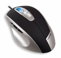 Cherry eVolution ERGO-SHARK Corded Mouse Black