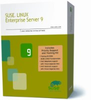SUSE Linux Enterprise Server 9 (16-CPU 24X7 Priority Support Training kit Bundle, 3 Year Upgrade Protection) (Linux)
