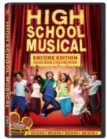 High School Musical (Encore Edition) [DVD] [2006]
