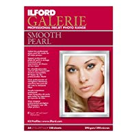 Ilford Galerie Smooth Pearl  21 X 29.7 (A4) X 100 Sheets - 290Gsm Inkjet Media