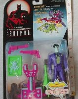 Batman The New Adventures Wildcard Joker With Calling Card Cannon And Funny Guns