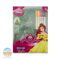Disney Princess Belle Crystal Art
