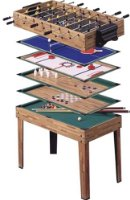Harvard 7 In 1 Multi Game Table - G05110