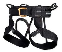 Black Diamond Alpine Bod Climbing Harness, X Small