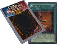 Yu Gi Oh : PGD-084 Unlimited Edition Necrovalley Super Rare Card - ( Pharonic Guardian YuGiOh Single Card )