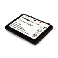 Proporta Replacement Battery for HTC S620 / HTC Excalibur / Dopod C720W / o2 XDA Cosmo / T-Mobile Dash - Standard - 1200 mAh
