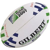Gilbert Midi Rugby World Cup 2007 Ball - One Size Only