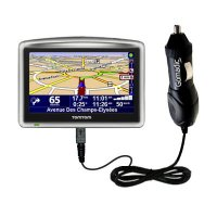 Rapid Car / Auto Charger for the TomTom One XL - uses Gomadic TipExchange Technology
