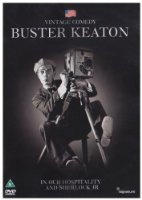 Buster Keaton in Our Hospitality/Sherlock Jr [DVD]