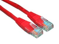 Max Value Network Patch Cable, 10 Mtrs, Red