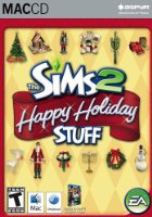 The Sims 2: Happy Holiday Stuff Pack (Mac/CD)