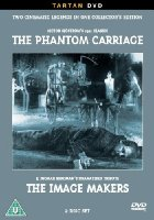 The Phantom Carriage (Sjostrom) & The Image Makers (Bergman) [DVD]