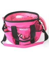 Slip Not Grooming Bag & Tools - Bright Pink