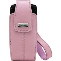 BlackBerry 8100 Lambskin Leather Tote (Pink) (Pink)