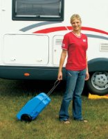 Fiamma 23 Litre Portable Fresh Water Roll-Tank 23