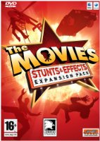 The Movies: Stunts & Effects Expansion pack (Mac/DVD)