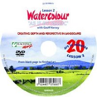 Watercolour As If By Magic 2 [DVD]