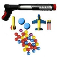Evolution Water, Paint and Foam Accessory Shooter EV1600