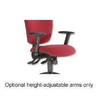 Sonix Matrix Optional Arms Height Adjustable for Office Chair [Pair]