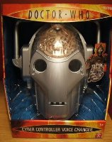 Cyber Controller Voice Changing Helmet With BRAINS - Cyberman