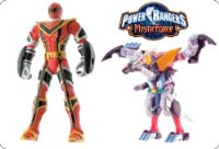 Power Ranger, Mystic Force Battlized Red Titan Dragon  #25024