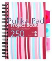 Pukka Pad Project Book A4 250Sheets