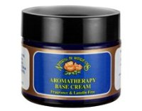 Natural By Nature Oils Aromatherapy Base Cream 50g