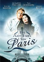 The Last Time I Saw Paris [1954] [DVD]