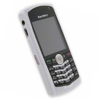 BlackBerry 8100 Pearl Phone Wrap White