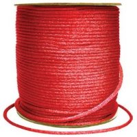 CitiRibbon Satin Cord 3 mm (100 yds) Red