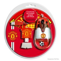 Manchester United Junior Gift Pack: Official Merchandise (PC)