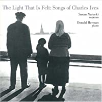 Ives: The Light That Is Felt