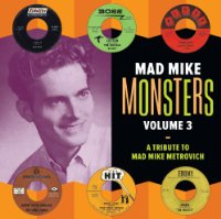 Mad Mike Monsters Volume 3