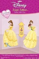 Disney Princess Belle Scene Setter (Supply of 2)