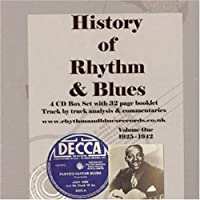 History of Rhythm & Blues 1: 1925-1942