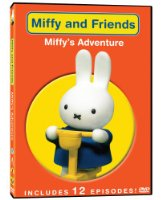 Miffy & Friends: Miffy's Adventure [DVD] [2004] [Region 1] [US Import] [NTSC]