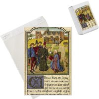 Photo Jigsaw Puzzle of Medieval Author from Mary Evans
