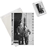 Photo Jigsaw Puzzle of Conan Doyle/houdini/auto from Mary Evans