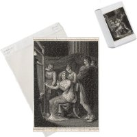 Photo Jigsaw Puzzle of Penelope and her suitors from Mary Evans