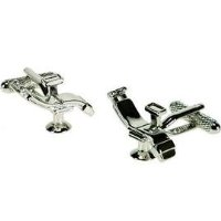Dentist Chair Cufflinks