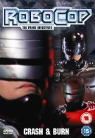 Robocop - Crash & Burn [DVD]