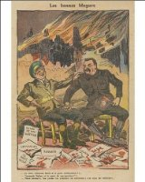 Photographic Print of HITLER AND STALIN from Mary Evans