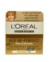 Loreal Dermo Expertise Age Re-Perfect pro-calcium Night Cream (50ml very mature skin)