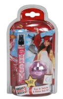 High School Musical 3 Eau de Toilette 15ml and Glitter Ball Mirror Set