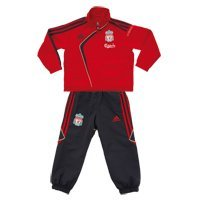 "Liverpool Training Presentation Suit - Light Scarlet/Phantom - Infants - 24""-26"" Chest 5-6 years"