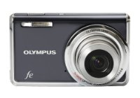 Olympus FE-5020 12MP Digital Camera with 5x Wide Angle Optical Zoom and 2.7 i...
